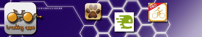 Tracking Apps fürs Smartphone
