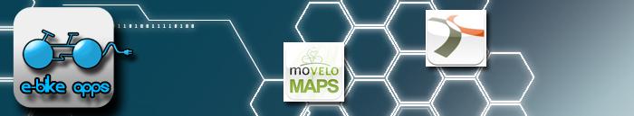 E-Bike Apps fürs Smartphone